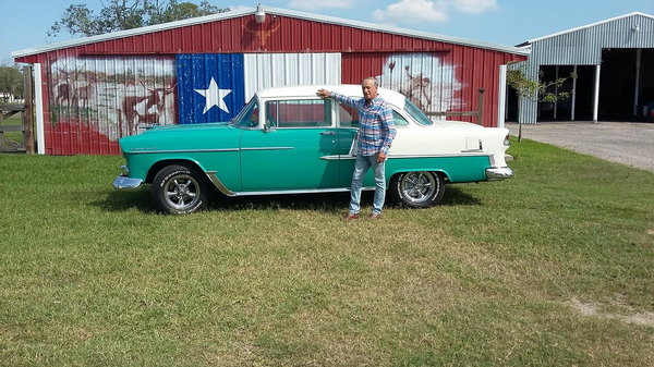 1955 Chevrolet Bel Air  for Sale $34,000
