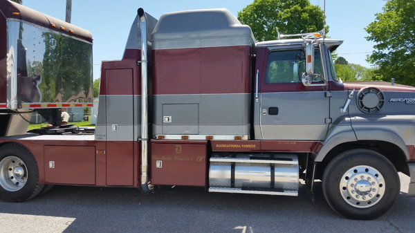 48' Cargo-Mate Trailer with 19' Apartment  for Sale $35,500