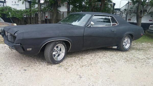 1969 Mercury Cougar  for Sale $7,500
