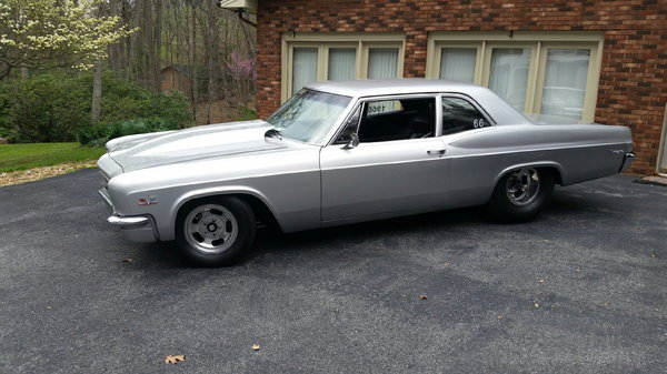 1966 Biscayne  for Sale $27,500