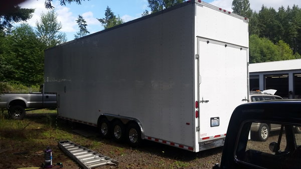 Trailer only  All new tires  for Sale $19,500