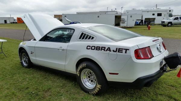 2010 Cobra Jet Liberty 5 Speed