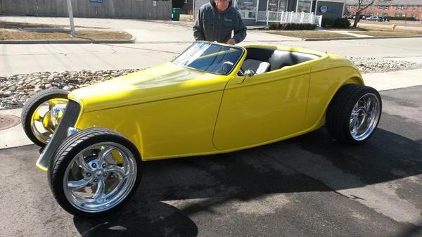 1933 Speedstar  for Sale $42,500