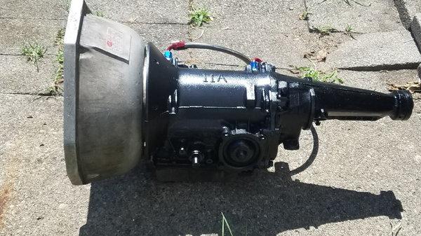 C4 reverse manual valve body,for modular motor 4.6l $1600 OB  for Sale $1,600