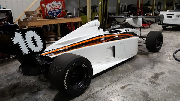 2010 Championship winning Indy Lights car 100% complete  for Sale $72,995
