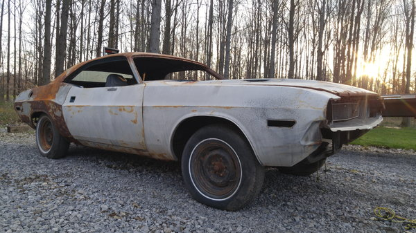 1970 Dodge Challenger  for Sale $8,500