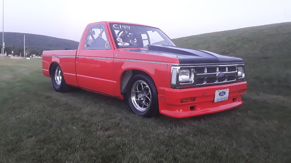 Chevy s10 sbc bbc grudge for sale in Kearneysville, WV, Price: $16,500