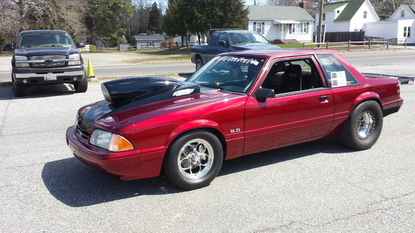1987 FOX BODY 461 BES SBF  for Sale $32,000