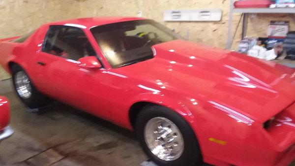 1984 camaro pro street big block chevy  for Sale $15,000