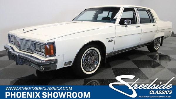 1984 Oldsmobile 98 Regency Brougham  for Sale $9,995