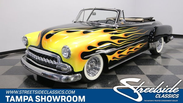 1951 Chevrolet Styleline Deluxe Convertible  for Sale $37,995