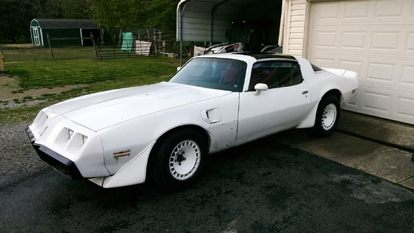 1980 Pontiac Firebird  for Sale $6,000