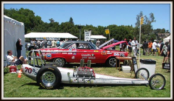 Flathead Fuel Dragster  for Sale $18,500
