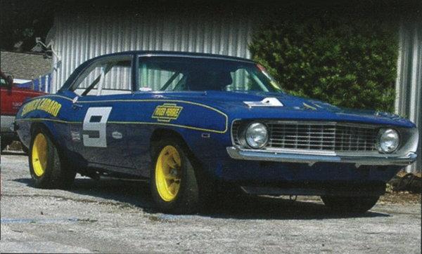 1969 Chevrolet Camaro  for Sale $135,000