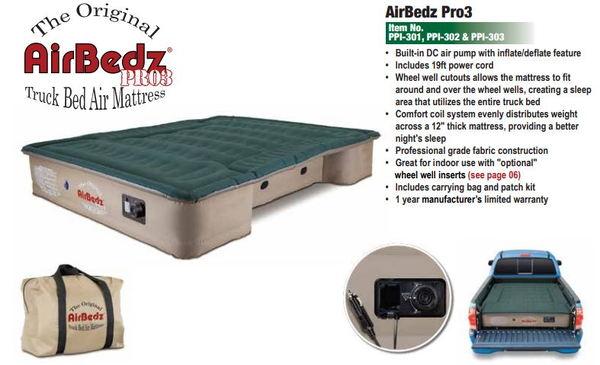 AirBedz Truck Mattress  for Sale $229