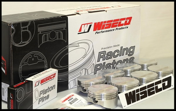 BBC CHEVY 540 ASSEMBLY SCAT 4340 WISECO +14.5cc DOME 4.500  for Sale $1,995