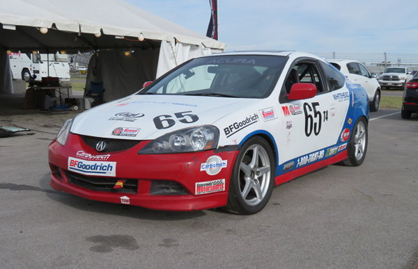 Acura RSX Type S SCCA Touring For Sale In IRVINE CA RacingJunk - Acura rsx type s for sale