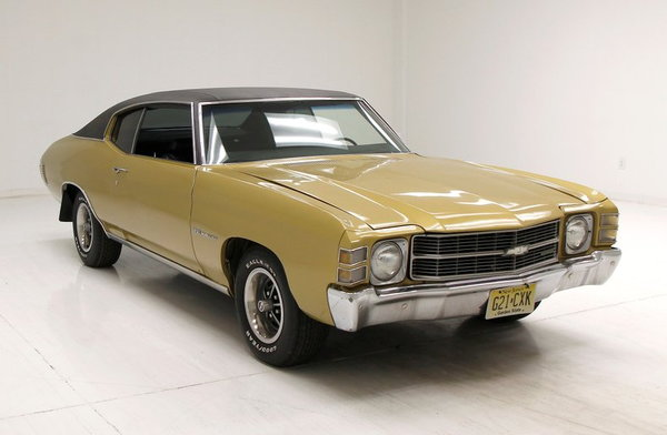 1971 Chevrolet Malibu  for Sale $13,900
