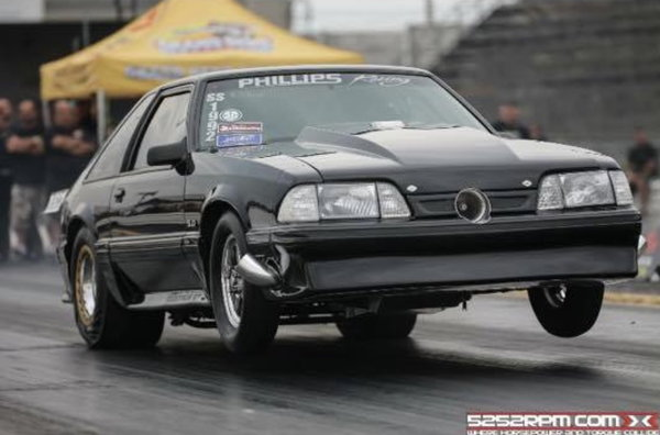 1992 Mustang 25.3 Roller  for Sale $28,000