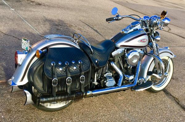 1999 Harley-Davidson FLSTS Heritage Springer  for Sale $14,000