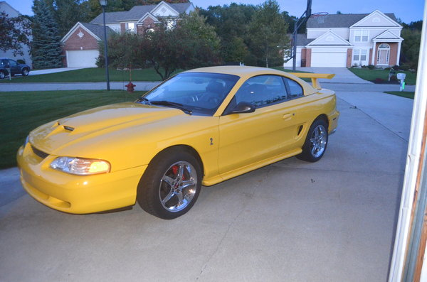 1994 Ford Mustang  for Sale $8,750