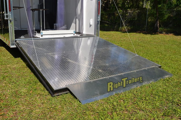 28' Custom Command Center Trailer! - Contact Seller for Pric