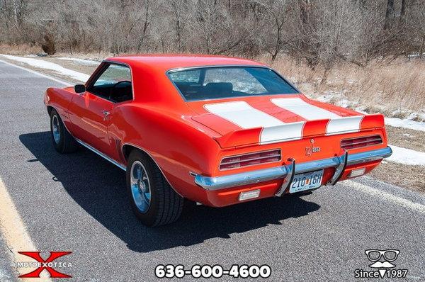 1969 Chevrolet Camaro Z28  for Sale $67,500