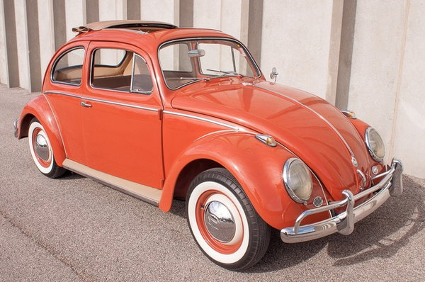 1959 Volkswagen Beetle  for Sale $3,590,000