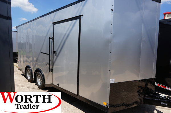 8.5 X 20 ENCLOSED TRAILER  for Sale $10,625