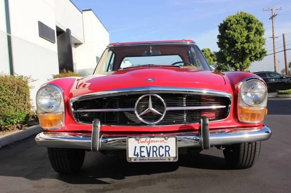 1970 Mercedes-Benz 280 SL  for Sale $99,500
