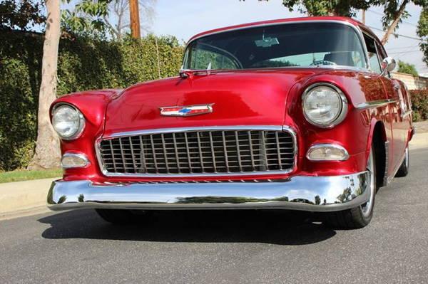 1955 Chevrolet Bel Air  for Sale $60,900