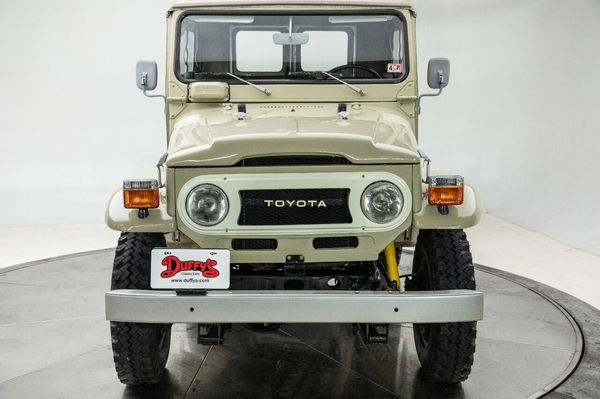 1978 Toyota Land Cruiser  for Sale $59,950
