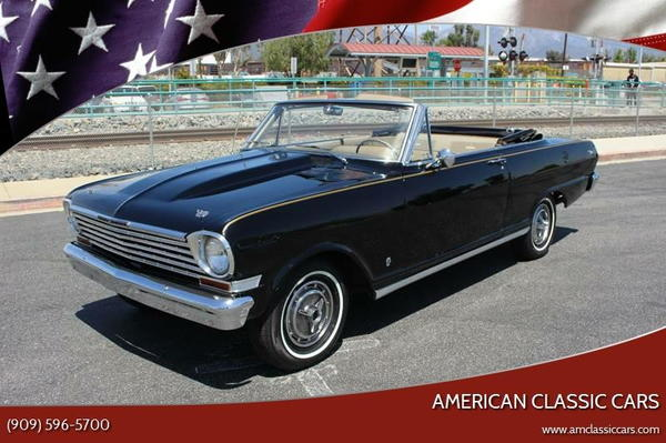 1963 Chevrolet Nova II 400  for Sale $24,900