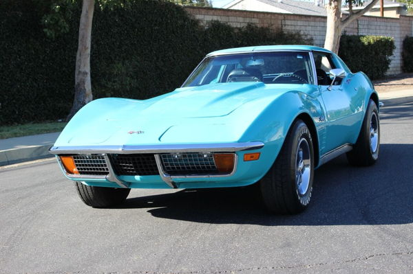 1972 Chevrolet Corvette Stingray  for Sale $20,900