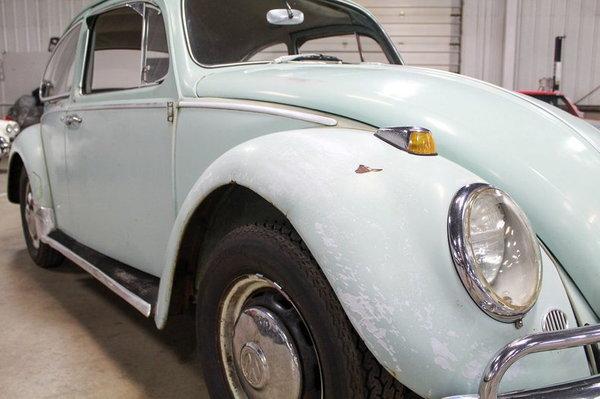 1966 Volkswagen Beetle  for Sale $9,900
