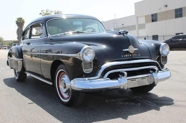 1950 Oldsmobile 88 Fastback  for Sale $25,900