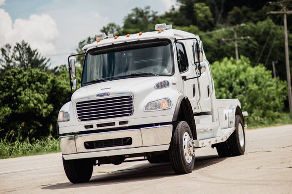 2009 FREIGHTLINER 4X4 SPORTCHASSIS 145k  for Sale $92,500