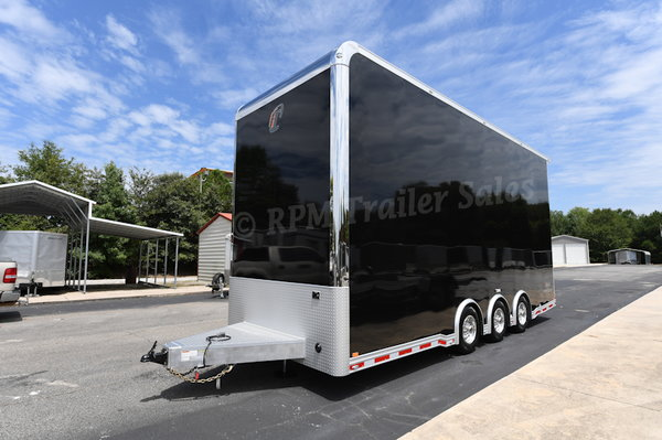 24' inTech Aluminum Stacker Trailer - 11510