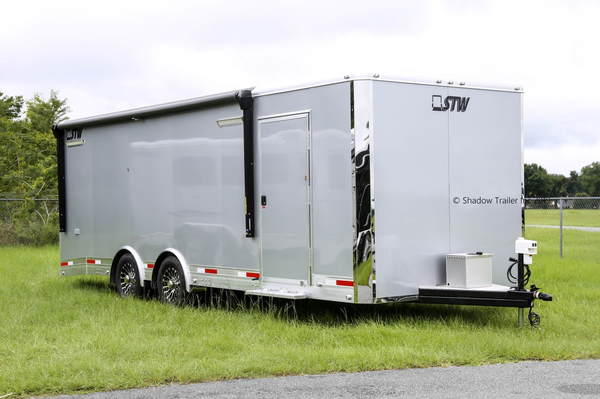 2020 STW Enclosed 24' Cargo/Toy Hauler BP