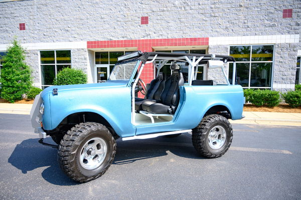 International Scout Beach Buggy Dream  for Sale $60,000