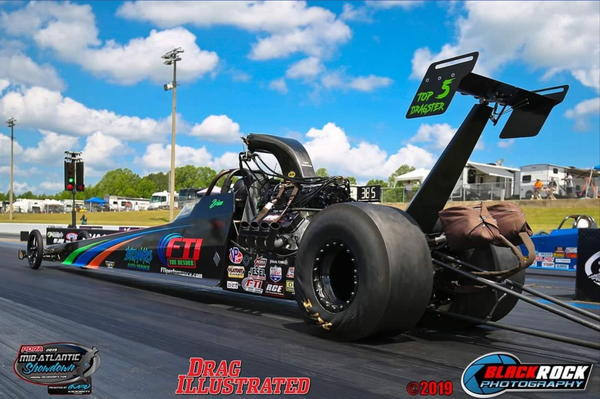 """Spitzer 272"""" Top Dragster  for Sale $19,000"""
