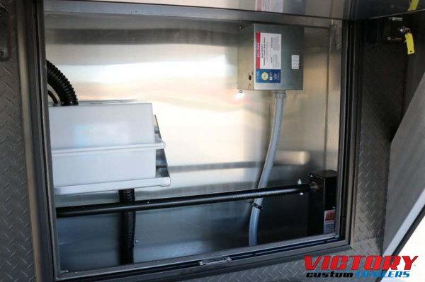 2020 InTech 38' Aluminum Gooseneck with Extra Height