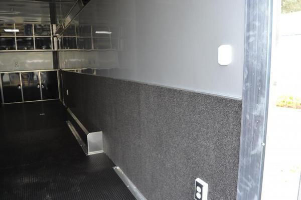 "8.5x28' ATC - 2019 Model BLOWOUT - 60"" Side Door 305+ P"