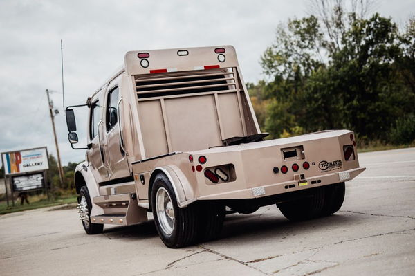 2008 FREIGHTLINER SPORCHASSIS 8.3 CUMMINS ONLY 39K MILES  for Sale $79,950