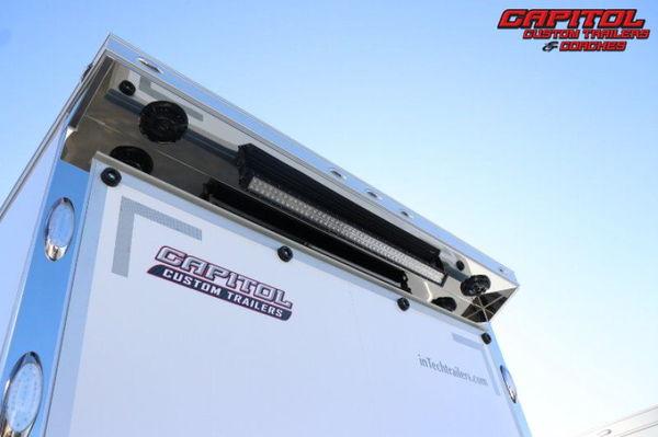 2021 inTech 42' Sprint Car Hauler