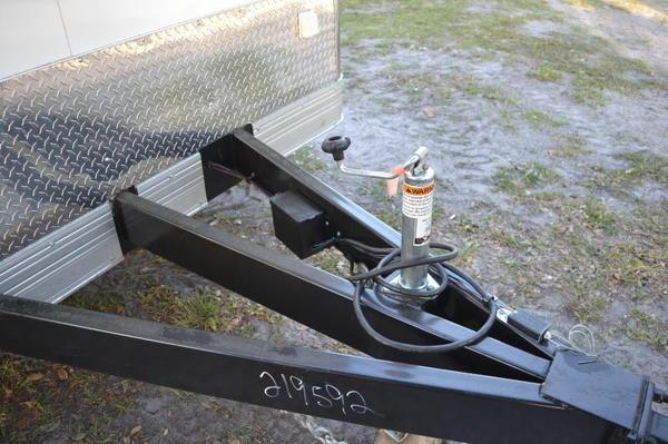 SALE PRICED! -34' Cargo Mate Race Trailer - Eliminator Model