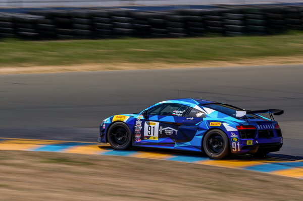 2018 Audi R8 LMS GT4   for Sale $176,000