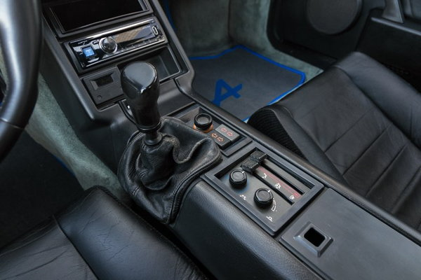 1990 Renault Alpine GTA  for Sale $27,500