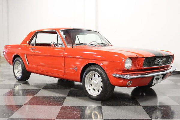 1965 Ford Mustang  for Sale $27,995