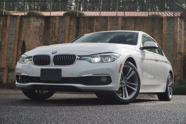 2018 BMW 3 Series  for Sale $29,994
